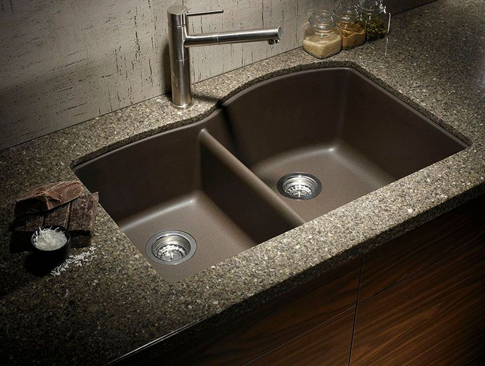Stone Composite Sink : Granite Composite Sinks