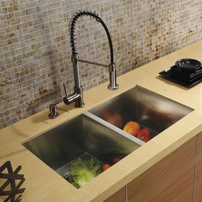 Stainless Steel Sinks Stainless Steel Is Still The Most Popular Kitchen Sink Style Stainless Sinks Are Very Popular In Today S Modern Kitchens Because They